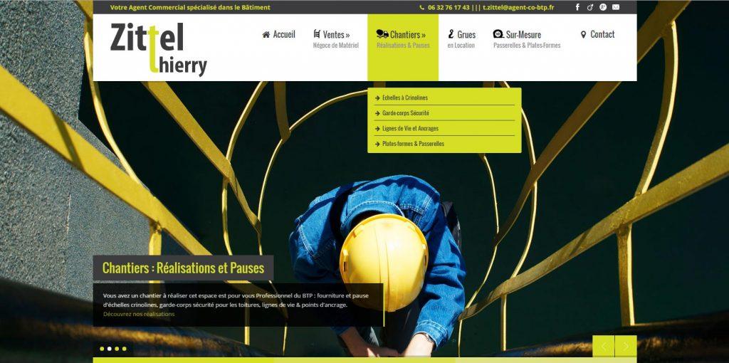 Création site Internet Toulon (var 83) – Thierry Zittel