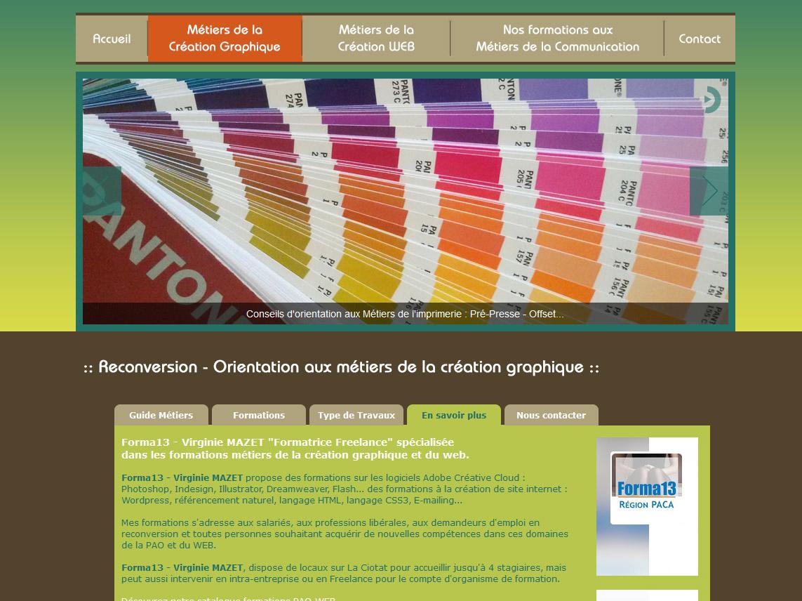Création de site web sur marseille
