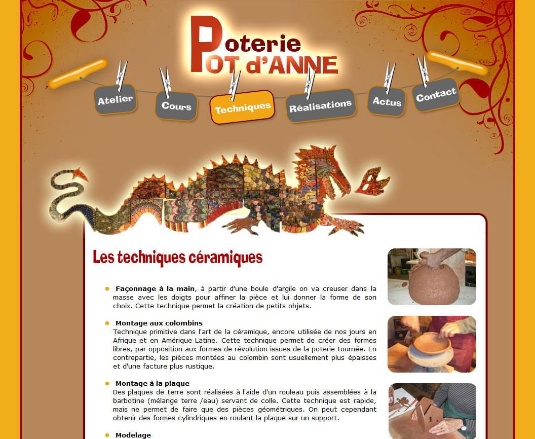 Création de site web vitrine sur la ciotat