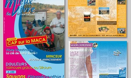 Création magazine Aubagne