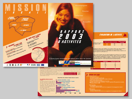 Création rapport d'activité PACA