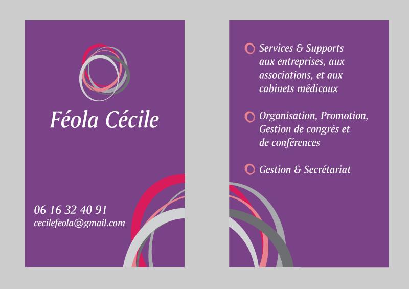 Création logo Marseille – Cécile FEOLA