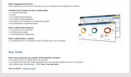 Création site Internet Aix en Provence – Visual Course