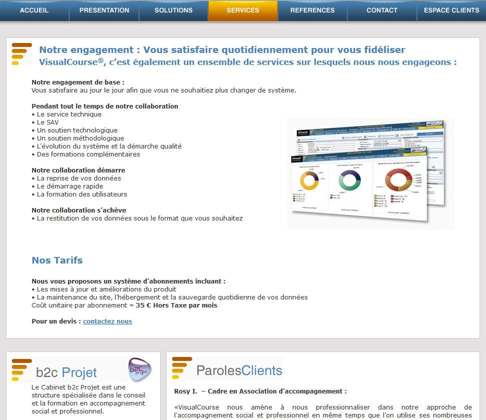 Création de site internet sur aix en provence