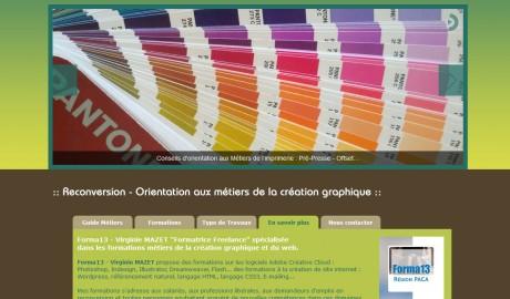 Création site Internet Marseille – Orientation Marseille