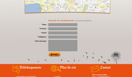 Création site Web Marseille – MFB