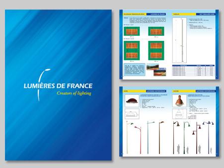 Création catalogue produits Aix en Provence